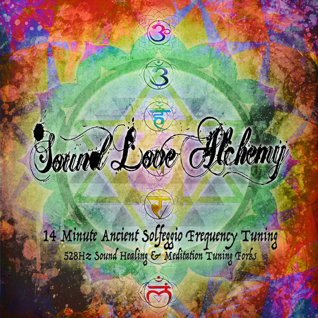 14 Minute Ancient Solfeggio Frequency Tuning: 528 Hz Sound Healing