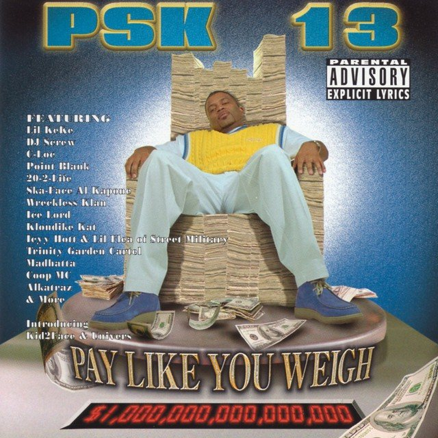 See Me Again (feat  DJ Screw) by PSK-13 on TIDAL