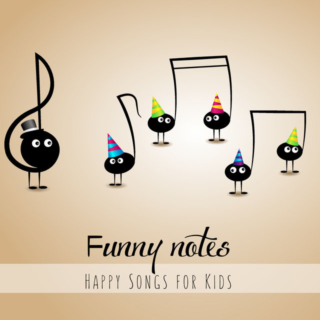 Funny Notes: Happy Songs for Kids by Various Artists on TIDAL