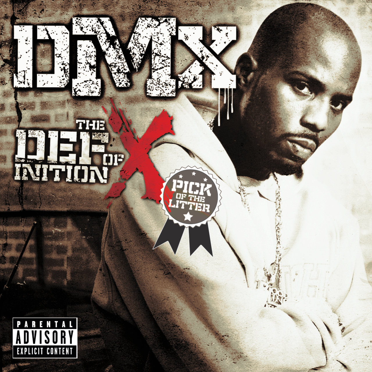 Resultado de imagen para DMX - The Definition Of X: Pick Of The Litter