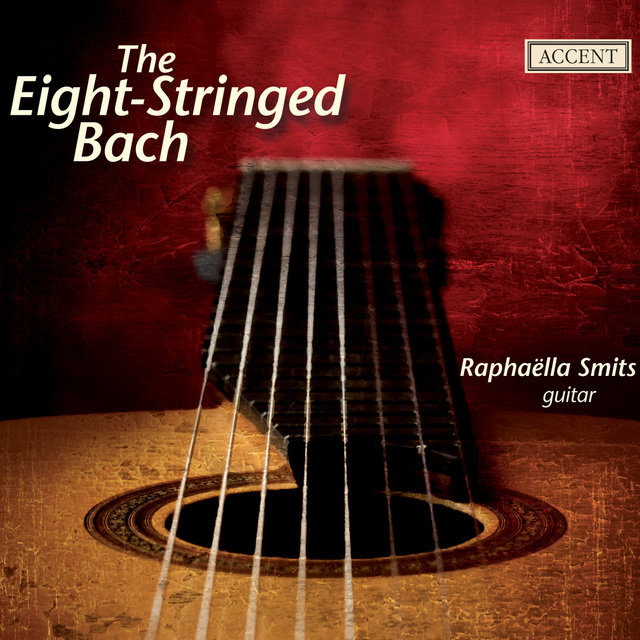 Listen to Bach: Arrangements for eight-string guitar by