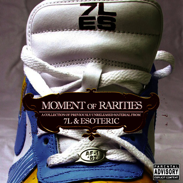 Listen To Moment Of Rarities By 7L Esoteric On TIDAL