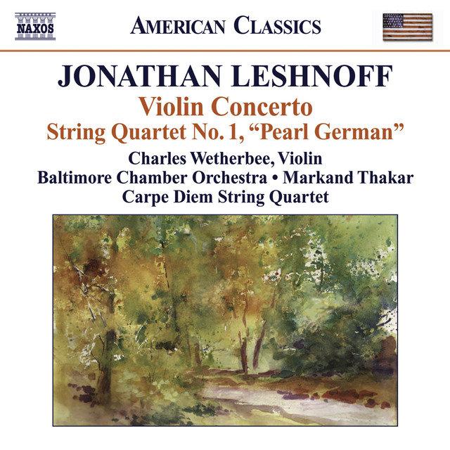 Leshnoff, J : Violin Concerto / Distant Reflections / String