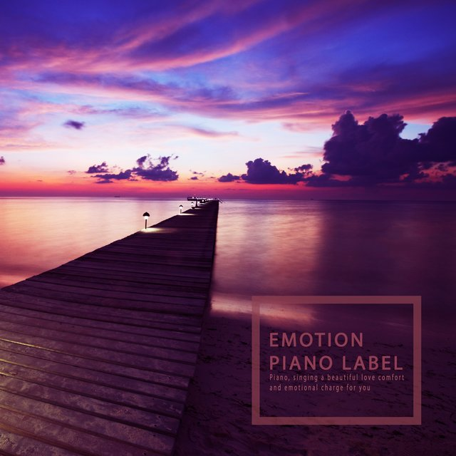 Piano music that reflects the sad feeling of the lover who