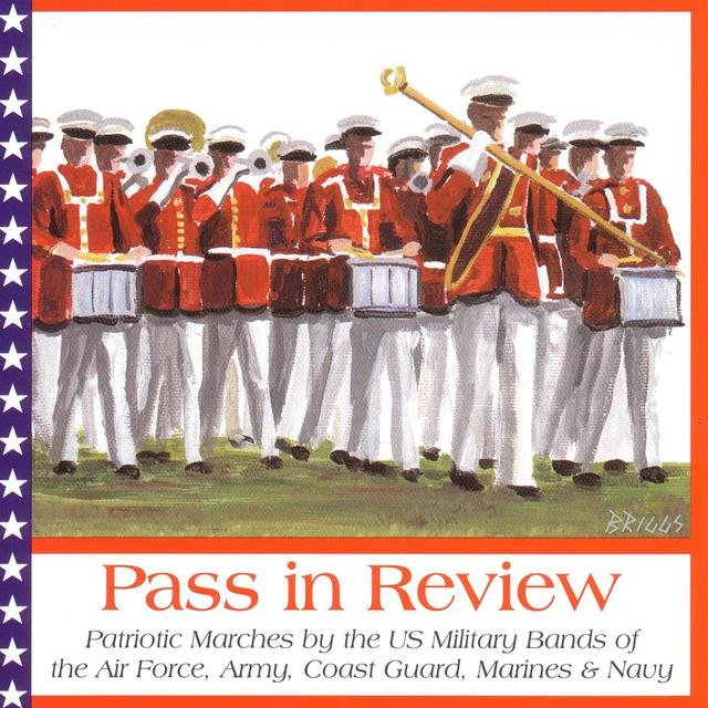 The Armed Services Medley: The Army Goes Rolling Along