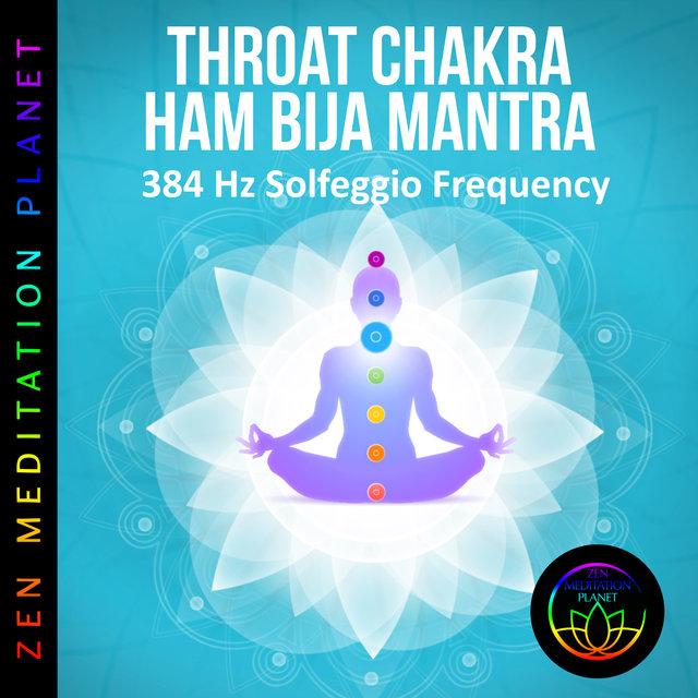 Listen to Throat Chakra HAM Chanting Bija Mantra Meditation