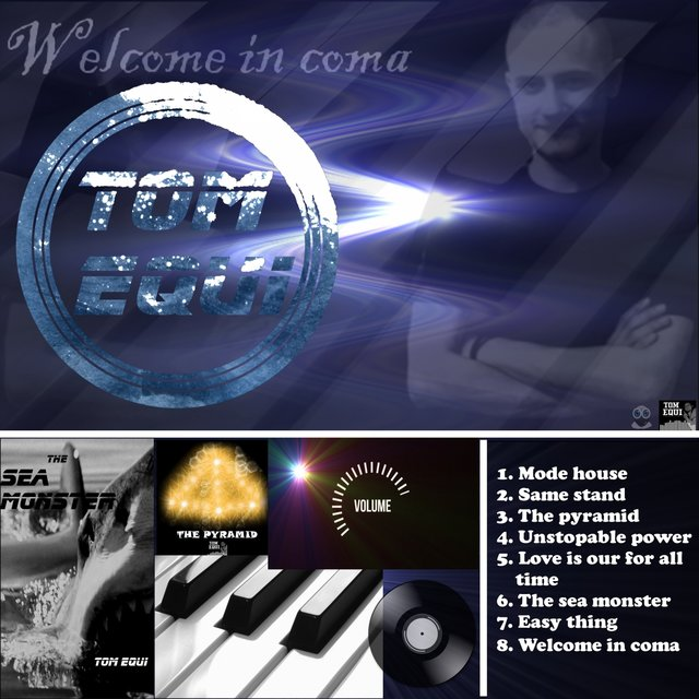 Listen to Welcome in Coma by Tom EQUI on TIDAL