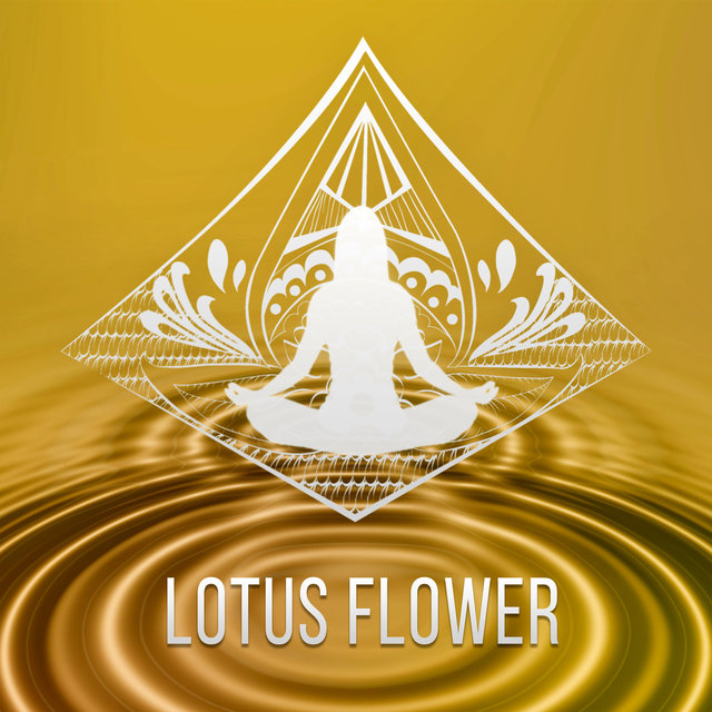 Lotus Flower Hot Oil Massage Relaxation Reiki Healing Background