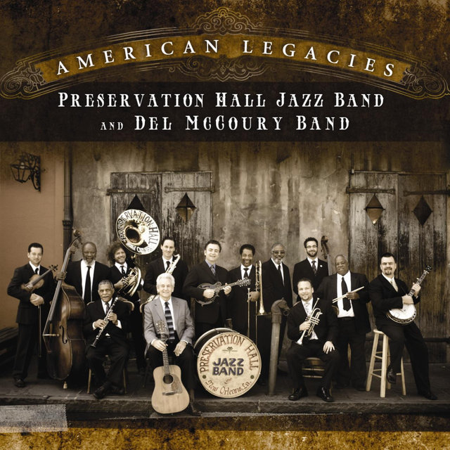American Legacies by Del McCoury Band on TIDAL