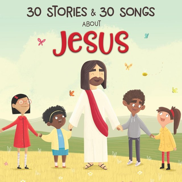 30 Stories & 30 Songs About Jesus by The Wonder Kids on TIDAL