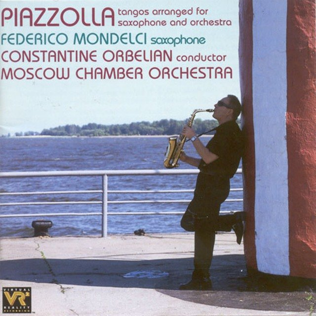 Listen to Piazzolla, A : Orchestral Music - Libertango