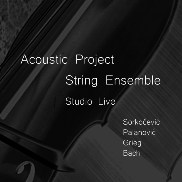Acoustic Project String Ensemble: Studio Live I