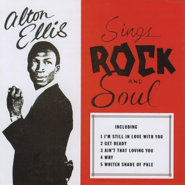Alton Ellis Sings Rock N Soul