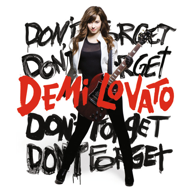 Don't Forget (International iTunes Exclusive)