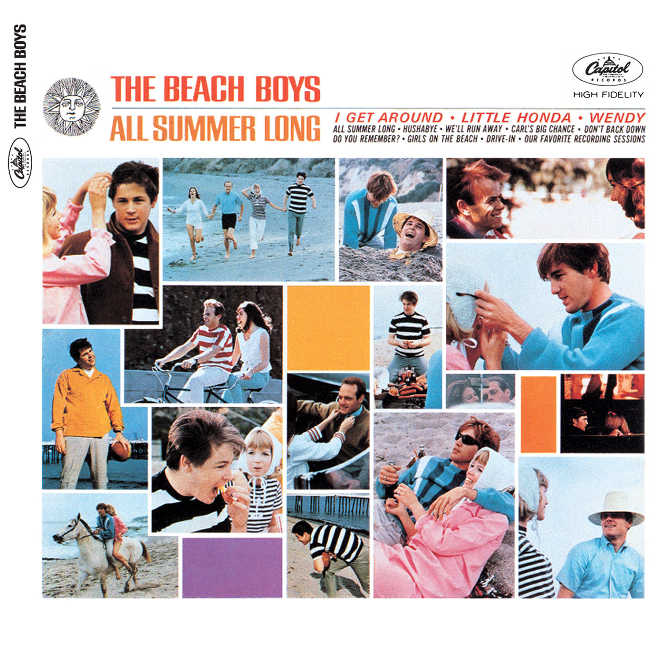 All Summer Long (Mono & Stereo)
