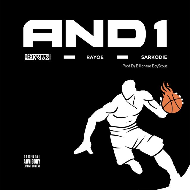 And1 (feat. Rayoe & Sarkodie)