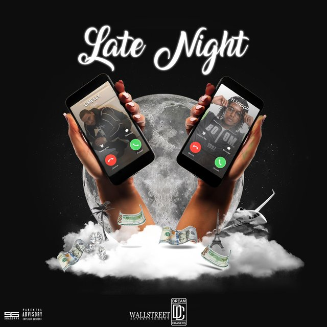 Late Night (feat. Omelly)