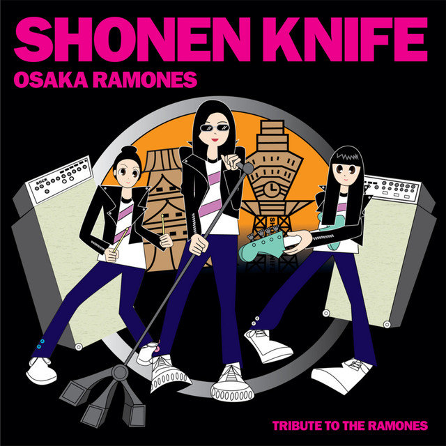 Osaka Ramones - Tribute to The Ramones
