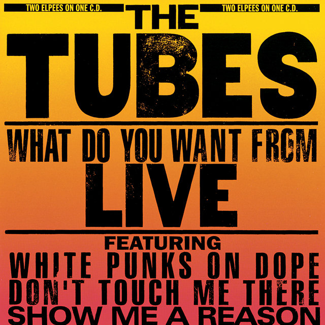 What Do You Want From Live (Live From Hammersmith Odeon)