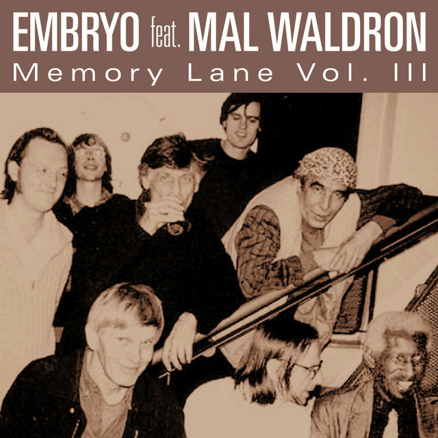 Memory Lane (feat. Mal Waldron) (Vol. III)