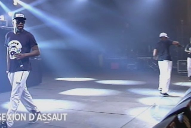 Wati by Night (Live au Printemps de Bourges 2011)