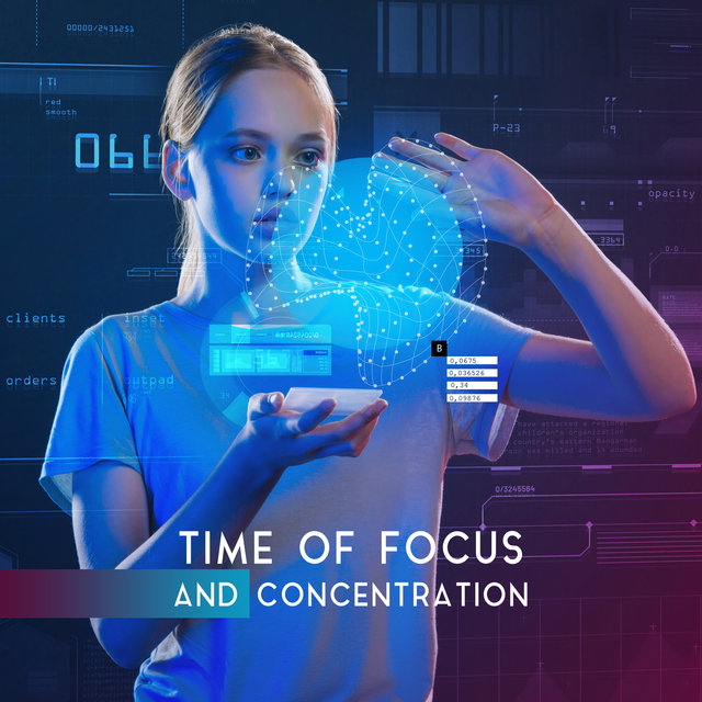 Time of Focus and Concentration: Background Music for an Intense Time of Remembering, Thinking or Learning