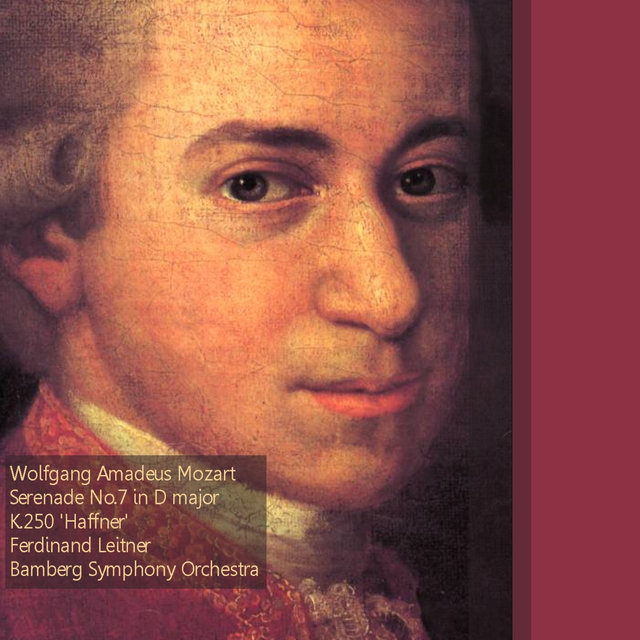 Mozart: Serenade No. 7 in D Major, K. 230 -