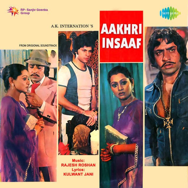 Aakhri Insaaf (Original Motion Picture Soundtrack)