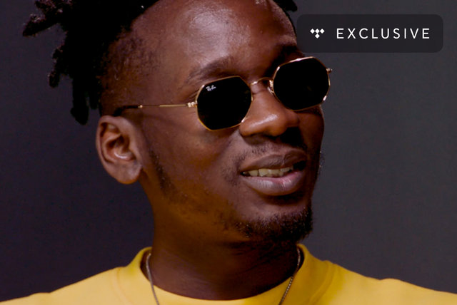 TIDAL X Arsenal: Mr Eazi
