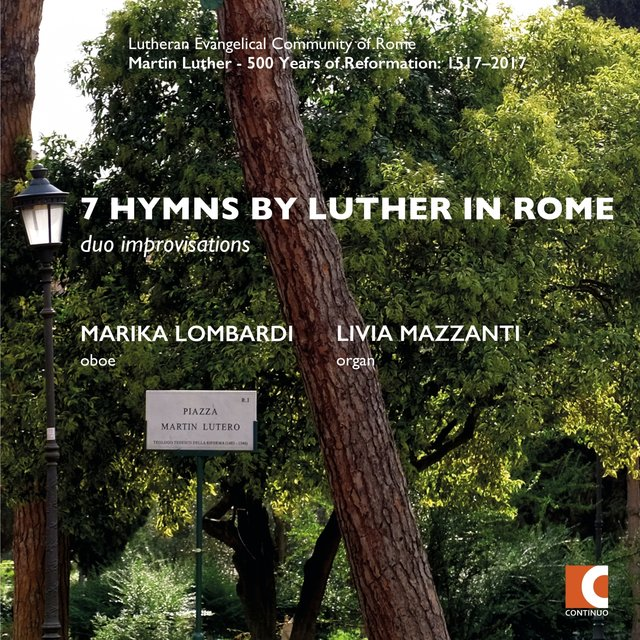 7 Hymns by Luther in Rome