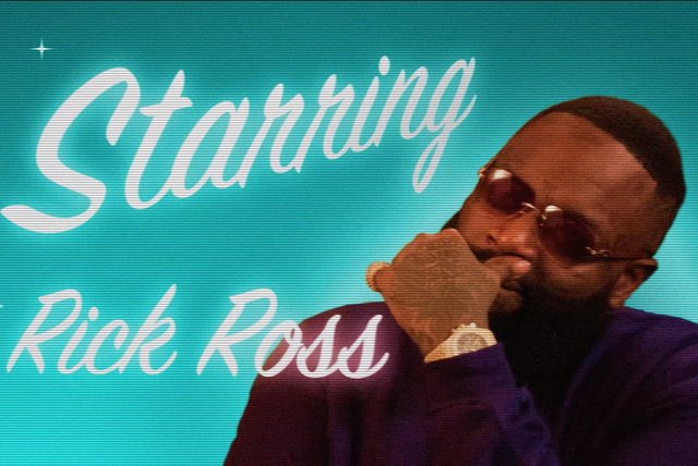 TIDAL X Rick Ross X Amazon Alexa