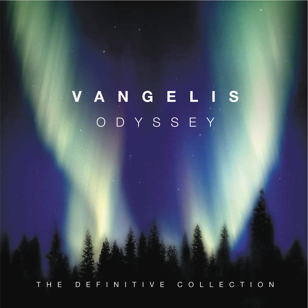 Vangelis / Odyssey - The Definitive Collection (Non EU Version)