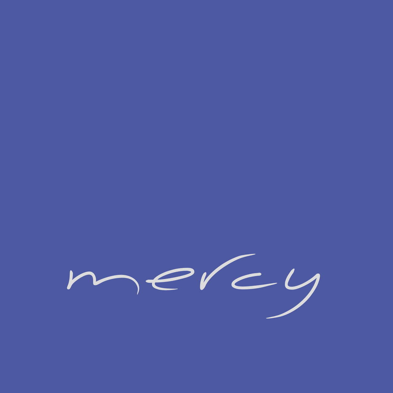 Mercy (Piano Version)