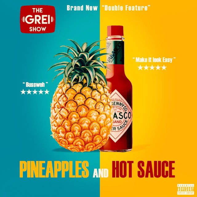 Pineapples & Hot Sauce