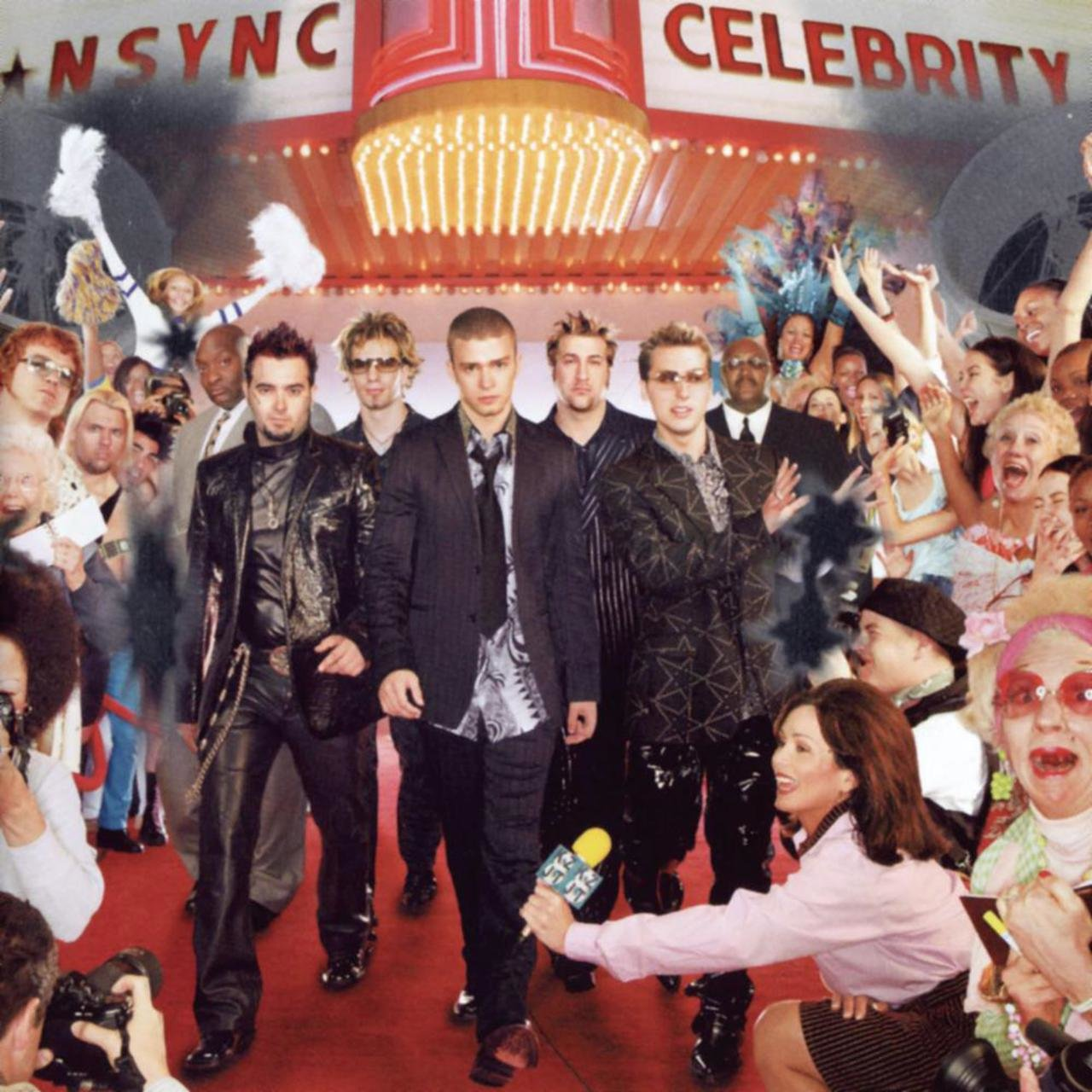 Nsync - Celebrity (Song) - YouTube