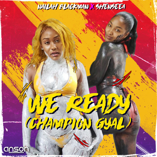 We Ready (Champion Gyal)