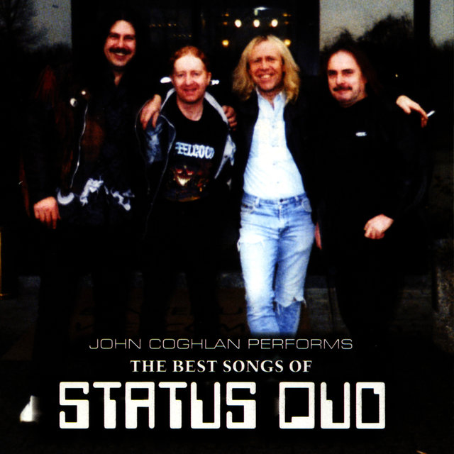 John Coghlan performs the best songs of Status Quo
