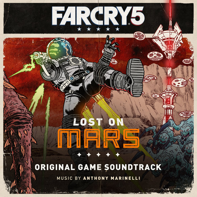 Far Cry 5: Lost on Mars (Original Game Soundtrack)