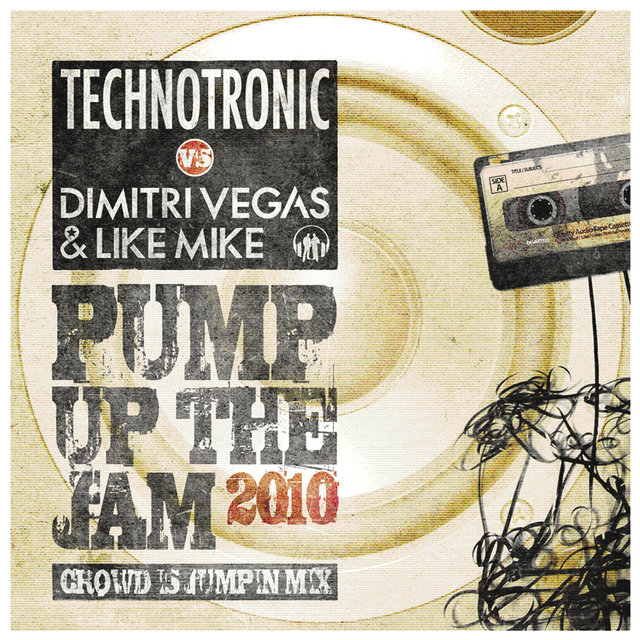 Pump Up The Jam 2010 (Crowd Is Jumpin' Mix)