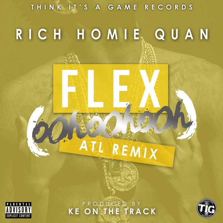 Buy Flex (Ooh, Ooh, Ooh) [KE On The Track Remix] by Rich