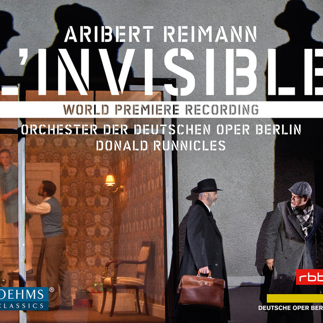 Aribert Reimann: L'invisible (Live)