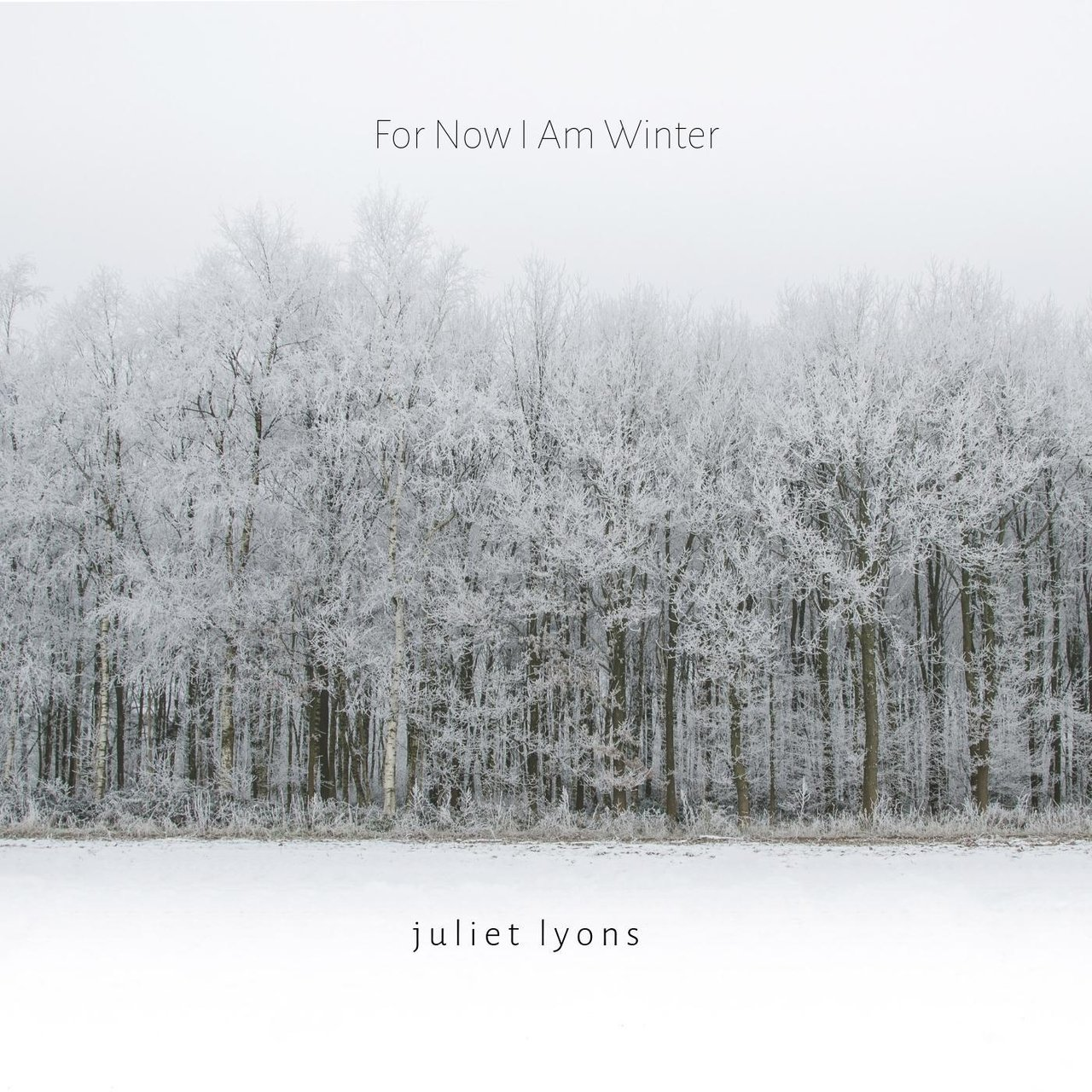 For Now I Am Winter