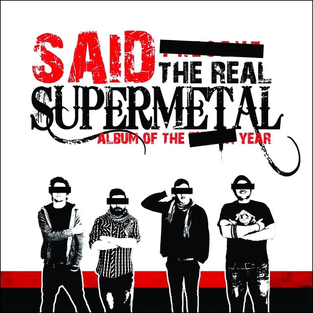 The real supermetal album of the year