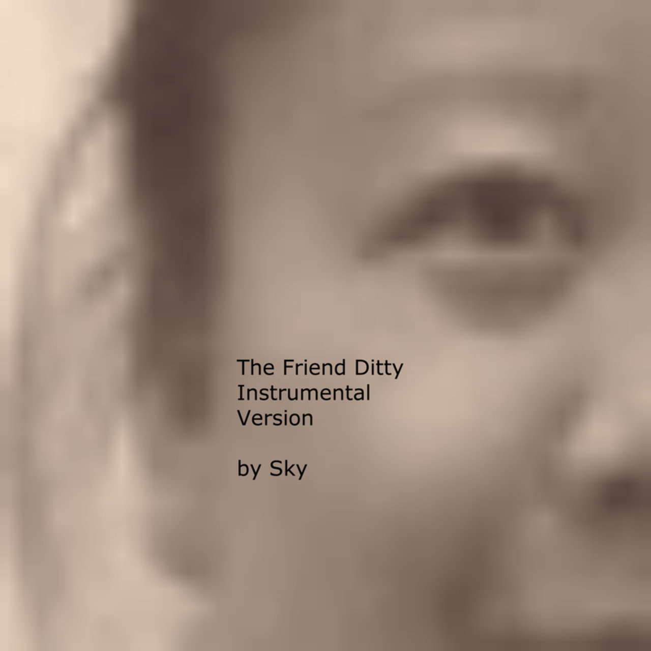 The Friend Ditty (Instrumental Version)