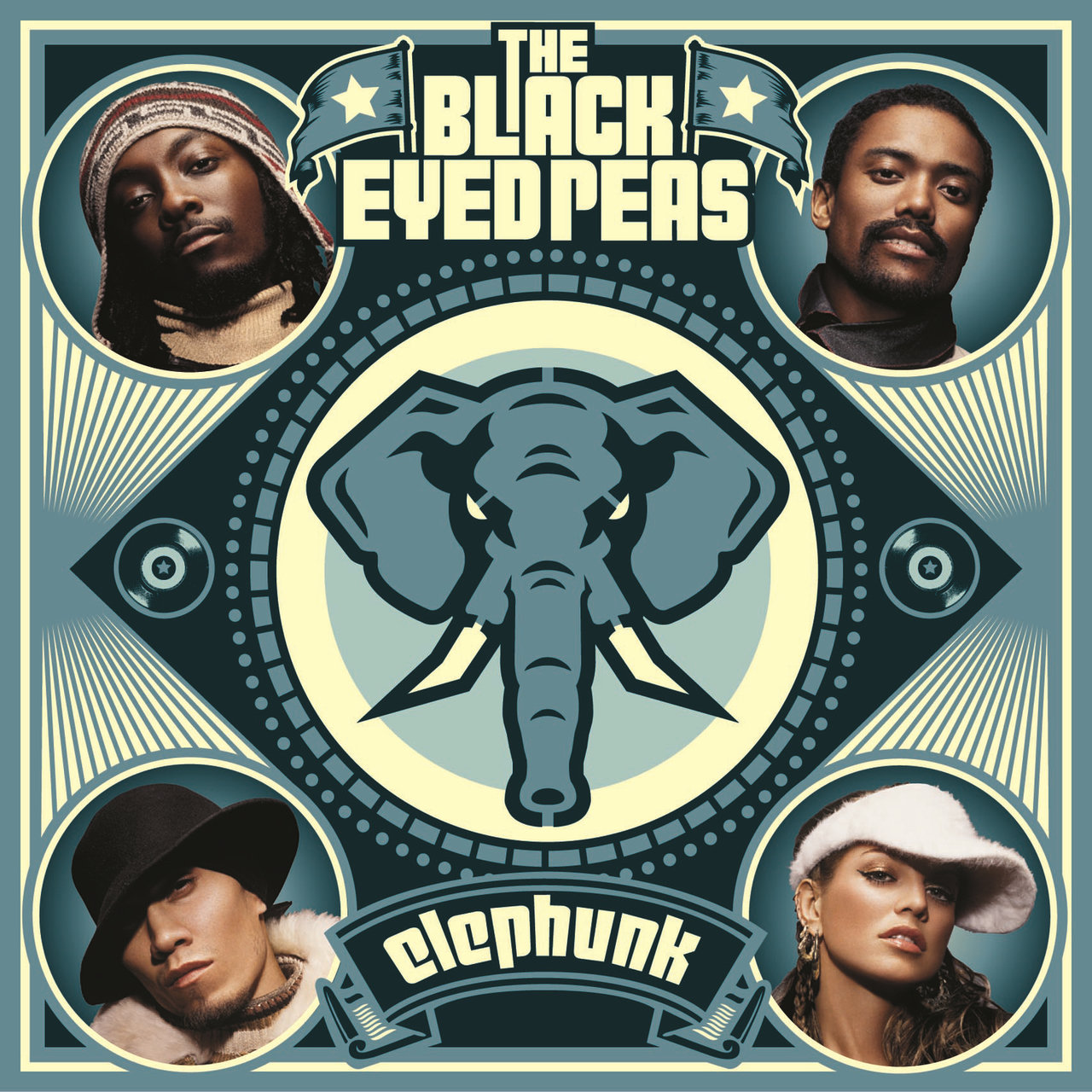 Elephunk (Digital Version Only)