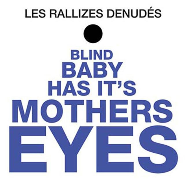 Blind Baby Has Its Mothers Eyes