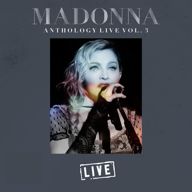 Madonna Anthology Live Vol. 3