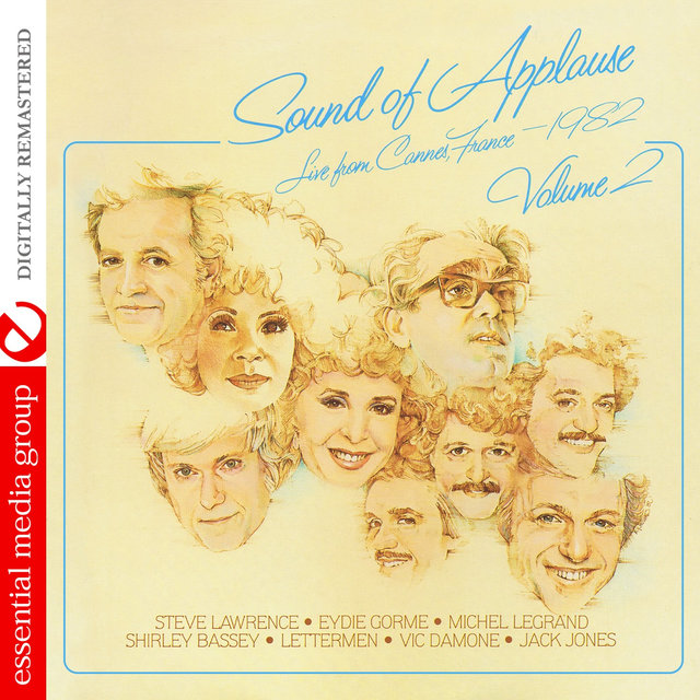 Sound of Applause: Live from Cannes, France 1982 - Volume 2 (Digitally Remastered)