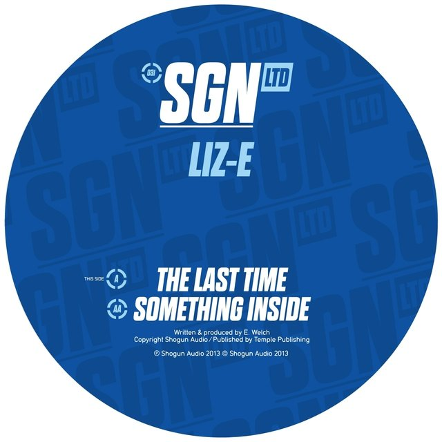 The Last Time / Something Inside