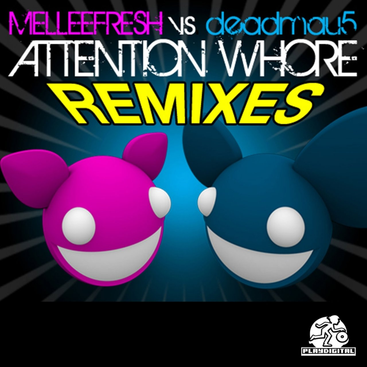 Attention Whore Remixes
